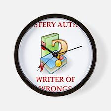 writer2.png Wall Clock