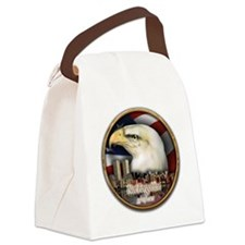 C E copy Canvas Lunch Bag