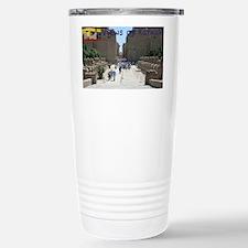 Karnak-cover_logo Stainless Steel Travel Mug
