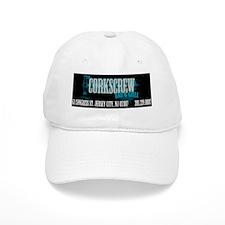Corkscrew Shirt BACK Baseball Cap