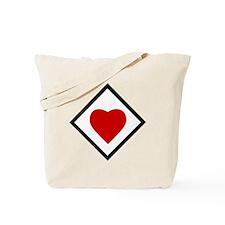 Jagdgeschwader 77 Herz Ass Tote Bag