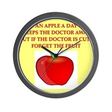 2-DOCTOR.png Wall Clock