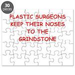 plastic surgeon joke Puzzle