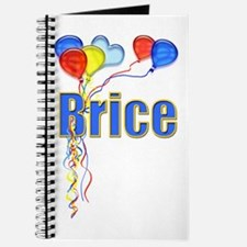 Balloons for Brice Journal