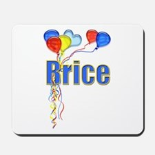 Balloons for Brice Mousepad