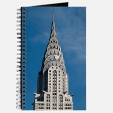 Chrysler Building spire Journal