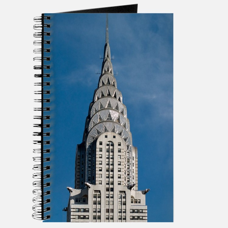 Chrysler Building spire Journal