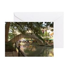 riverwalk1 Greeting Card