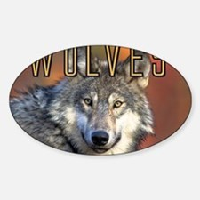 Wolves Wall Calendar Decal
