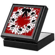 skull-wreath-bow1_j Keepsake Box