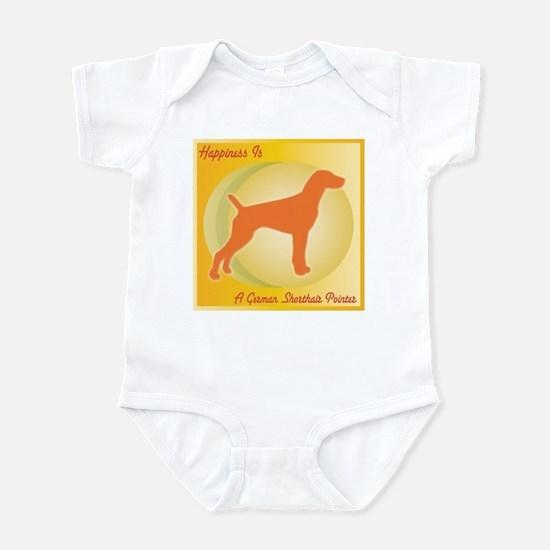 Pointer Happiness Infant Bodysuit