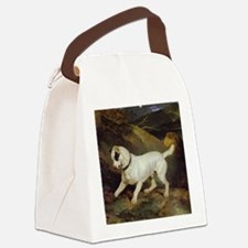 jack russell Jocko Canvas Lunch Bag