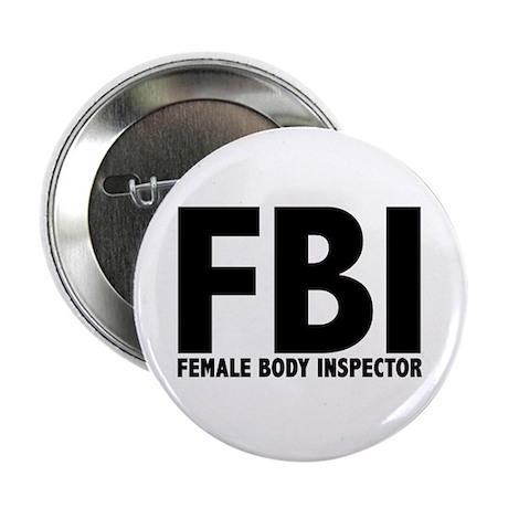 """FBI 2.25"""" Button (100 pack)"""