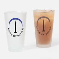logoedge copy Drinking Glass
