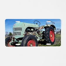 101_8333 Aluminum License Plate