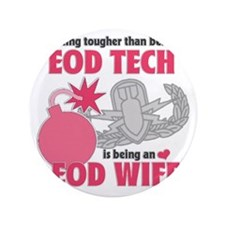"""EOD Wife 3.5"""" Button"""