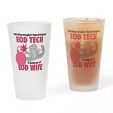 EOD Wife Drinking Glass