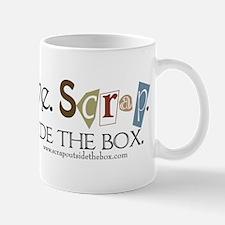 Think. Live. SCRAP Mug