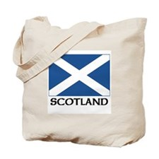 Tote Bag - Flag of Scotland