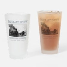 CSS Virginia vs USS Moniter (B)2 Drinking Glass