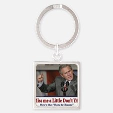 miss-me-a-little-dont-ya Square Keychain