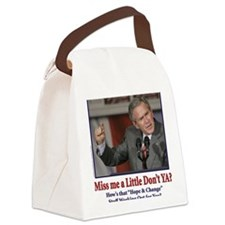 miss-me-a-little-dont-ya Canvas Lunch Bag