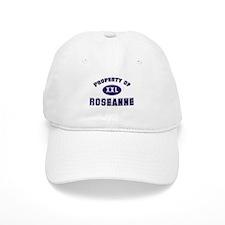 Property of roseanne Baseball Cap