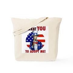 I Want YOU... Tote Bag