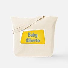 Baby Alberto Tote Bag
