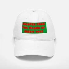 misfit_toys_sticker2 Baseball Baseball Cap