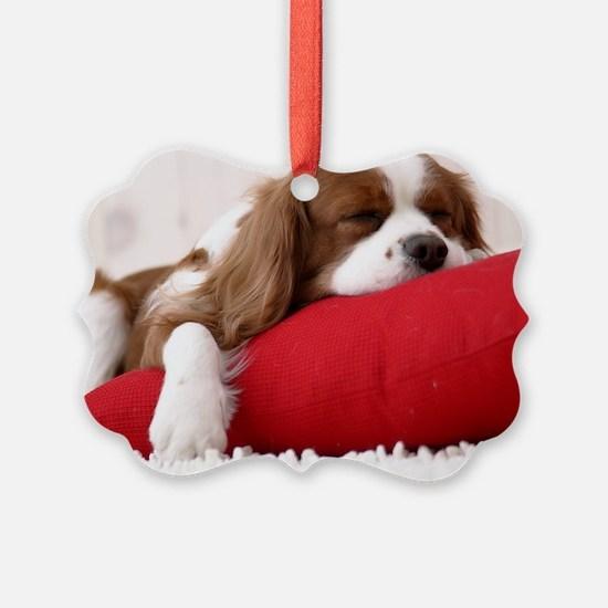 Spaniel mousepad Ornament