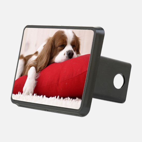 Spaniel mousepad Hitch Cover