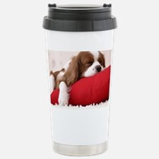 Spaniel mousepad Travel Mug