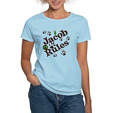 Jacob Rules Blanket T-Shirt