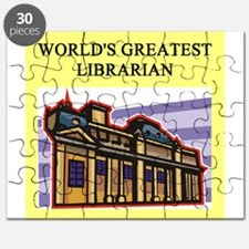 worlds greatest librarian Puzzle