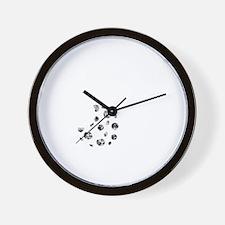 We Have Cookies vintage white Wall Clock