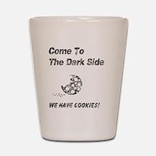 We Have Cookies vintage Shot Glass