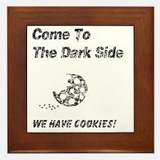 We Have Cookies vintage Framed Tile