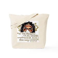 macbeth-blanket Tote Bag