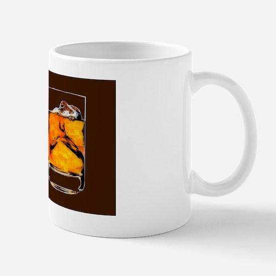 Carpe Bourbon Oval Mug