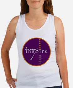 2010-SWM-Logo-CircleOnly Women's Tank Top
