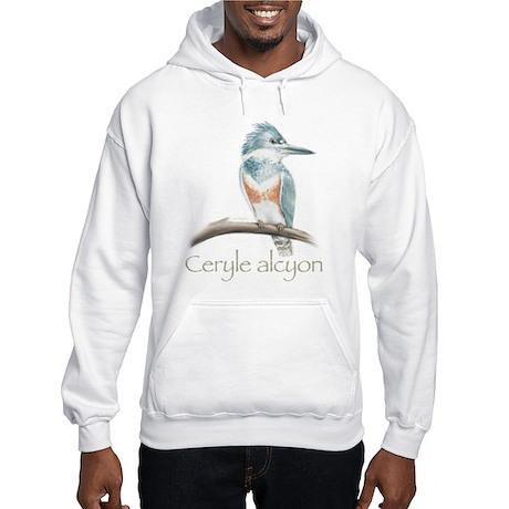 Kingfisher Hooded Sweatshirt