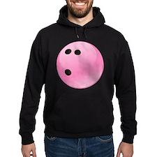 Pink Bowling Ball Hoody