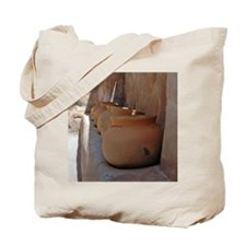 clay_pots_mpad Tote Bag