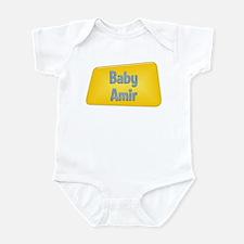 Baby Amir Infant Bodysuit
