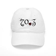 70_smirk Baseball Baseball Cap