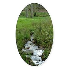 green_creek_card Decal