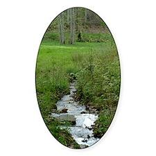 green_creek_Lg_framed Decal