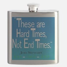 2 hard times front 2 Flask