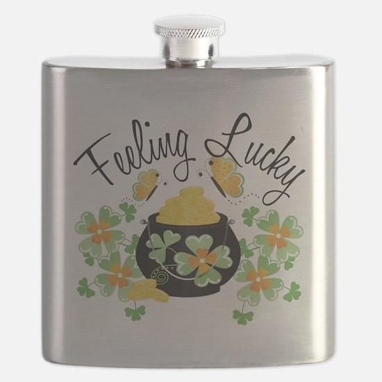 feelingluckypot Flask